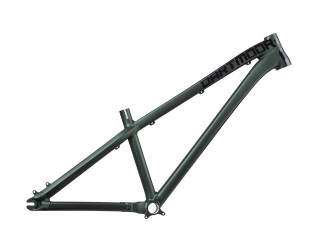 "DARTMOOR Two6Player Dirt Bike Frame 26"", green"
